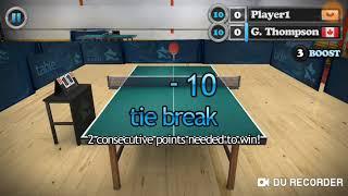 Ping pong 11-5