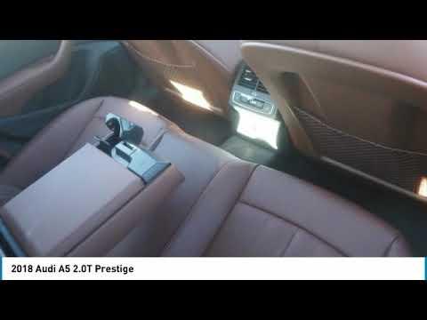 2018 Audi A5 2018 Audi A5 2.0T Prestige FOR SALE in Bakersfield, CA L1326