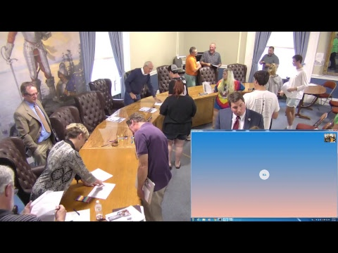 City of Plattsburgh, NY Meeting  6-7-18