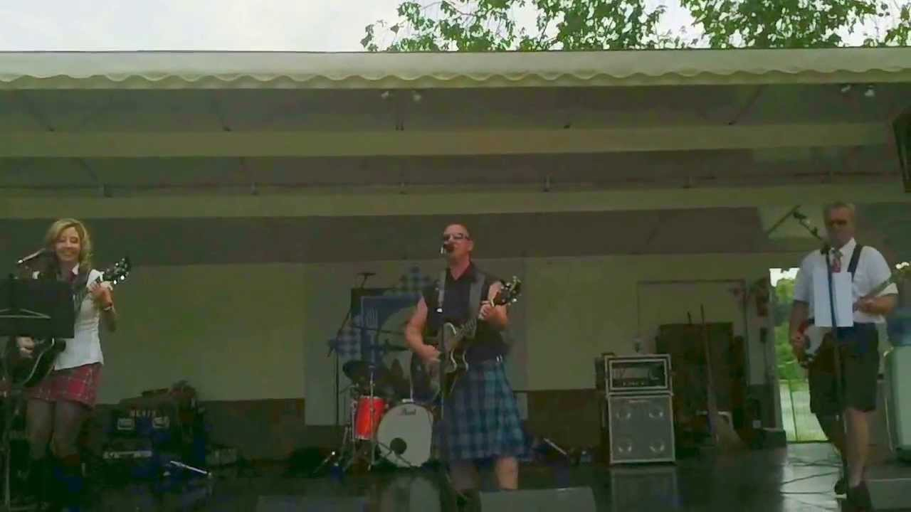 The Tilted Kilts - Mari-mac   July 20 2013