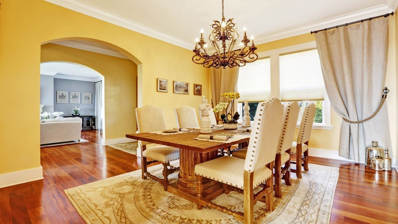 Dining Room Paint Colors | Dining Room Wall Colors | Color ...