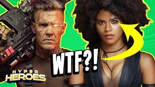 The Domino Controversy + Cable Revealed! — Hyper Heroes