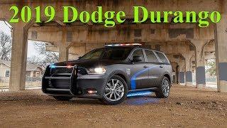 2019 Dodge Durango - Car Review
