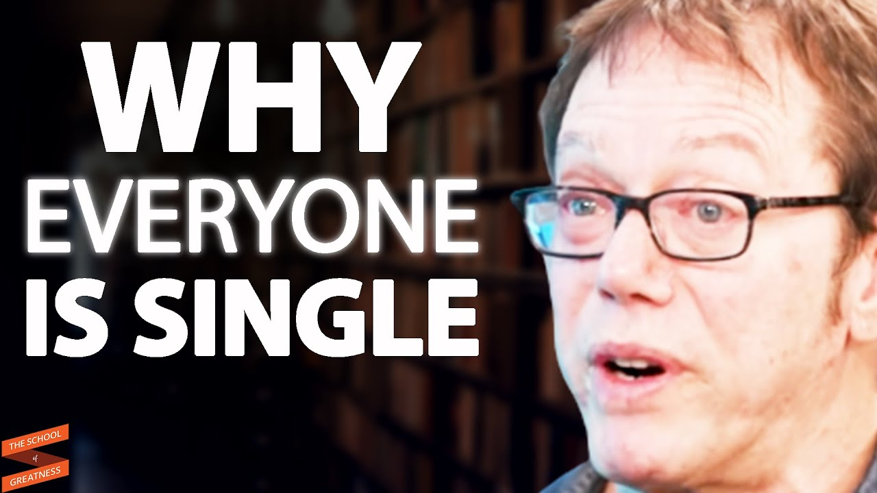 The #1 REASON You're Single & Can't FIND LOVE... | Robert Greene & Lewis Howes