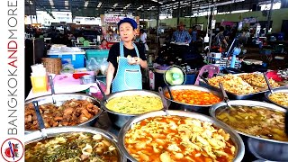 Thai Fresh Market - The New Naklua Market Pattaya City