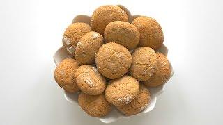 """""""Имбирные трещинки"""" - самое ароматное печенье"""