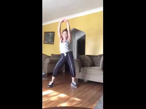 ZUMBAIDO ZUMBAODY- POWER UP ZUMBA FITNESS EXERCISE WITH AIDO ADR-RN! 3