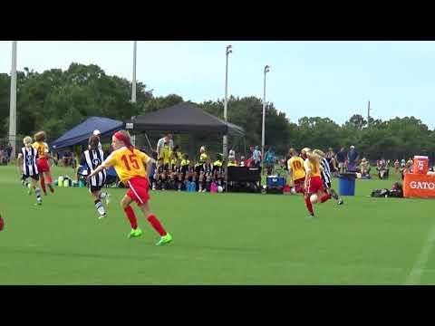 vs FC Tampa Lady Rangers Newcastle 2nd half