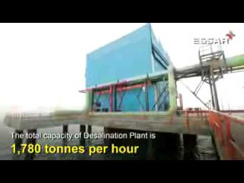 Desalination Plant at Vadinar Refinery Complex