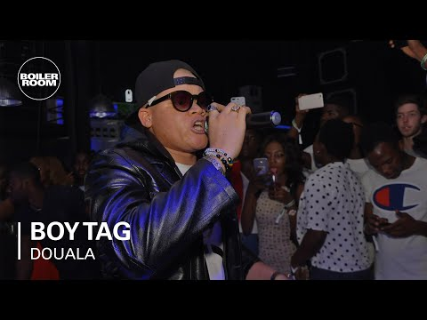 Boy TAG Boiler Room x Ballantines True Music Cameroon Live S