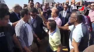 زيارة رئيس الوزراء لمنطقة «رأس غالب» والاستماع لمتضرري السيول