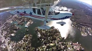 Zenith Flight to Sebring 2016