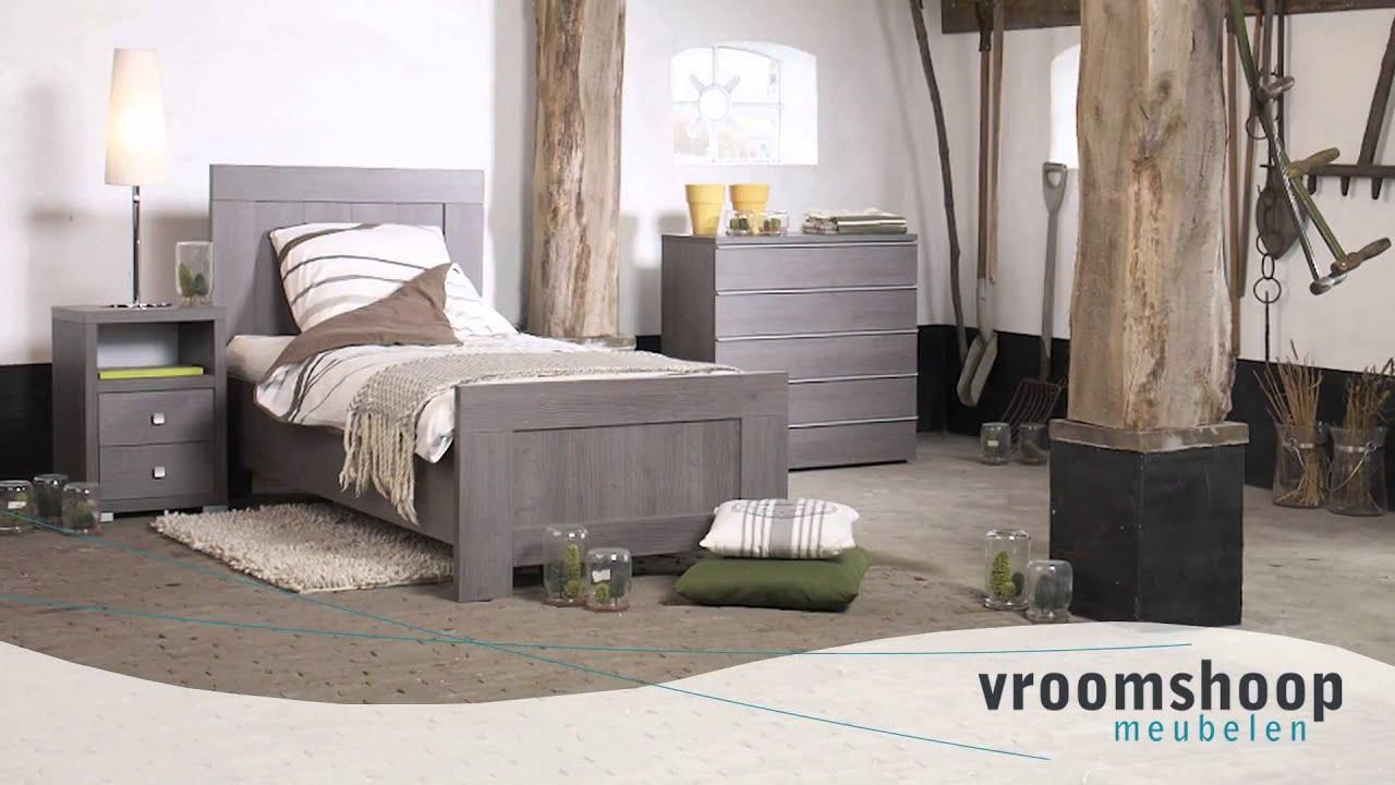 Vroomshoop Meubelen, Collection Salland, slaapkamers met een ...