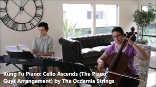 Video Kung Fu Piano-Cello Ascends (The Piano Guys) by The Ocdamia Strings download MP3, 3GP, MP4, WEBM, AVI, FLV Juni 2018