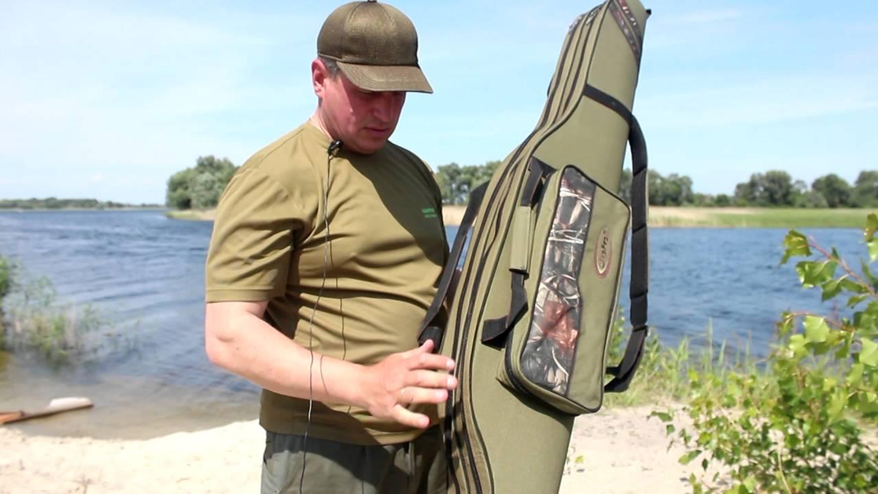 Как сделать тубус для спиннинга, фидера, удилищ и рыбалки своими .