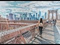 NEW YORK VLOG #1 | Heidi Klum, VIP party, fashion show, blogger kihívás | New York Fashion Week