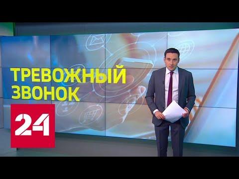 В Центробанке предупредили о набирающем популярность способе похищения денег - Россия 24