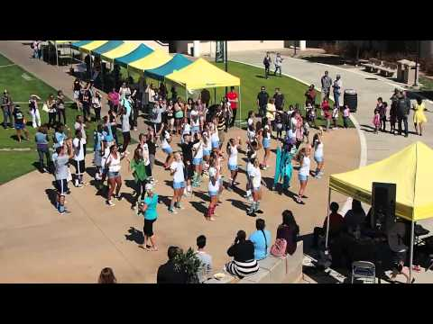 SDCCD Miramar Flash Mob