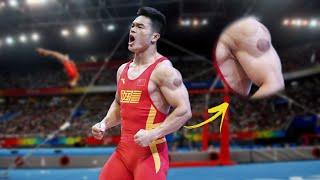 Почему Китайцы такие крутые гимнасты? РАЗОБЛАЧЕНИЕ