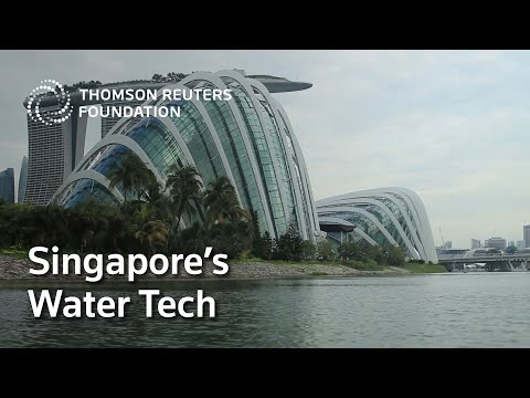 Singapore is innovating to secure its water future | Running Dry