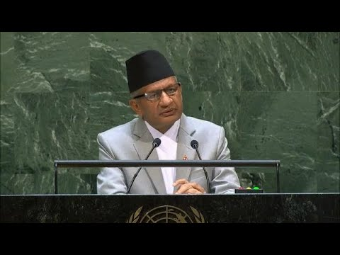 🇳🇵 Nepal - Minister For Foreign Affairs Addresses General Debate, 74th Session