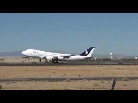 Rolls-Royce 747 Trent 1000 N787RR