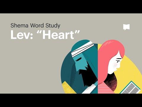 Word Study: Lev -