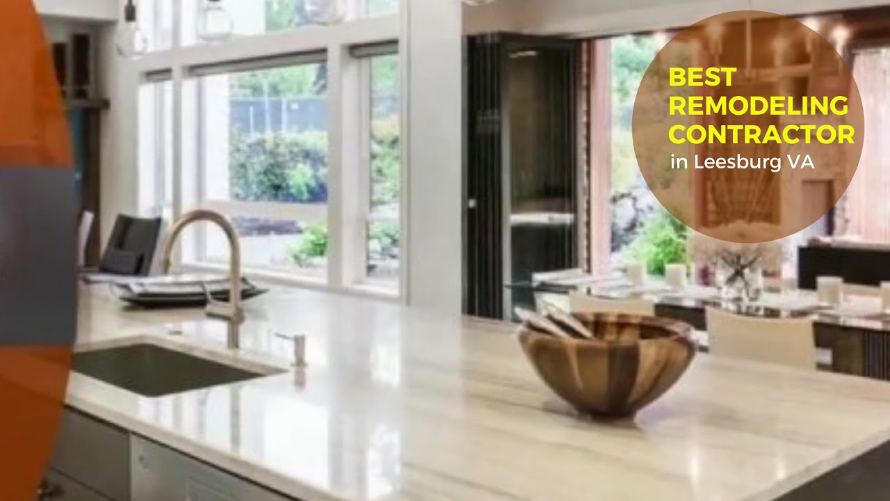 House Remodeling Contractors Near Me Remodeling Contractor In Leesburg Virginia Video 28