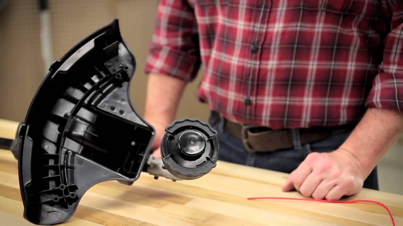 String Trimmer Head | The SpeedLock™ bump head from Troy-Bilt®