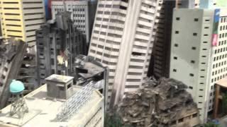Tokyo Destruction Miniature