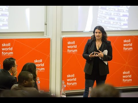 Julia Ormond: Aha! Moments: When I Changed Course SkollWF 2017
