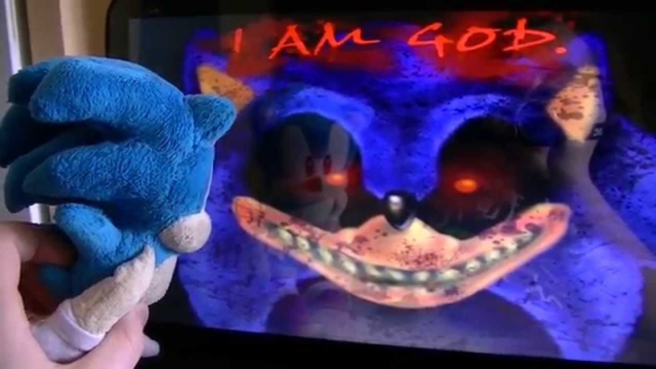 sonic plays sonic exe version 666 blind funnycat tv