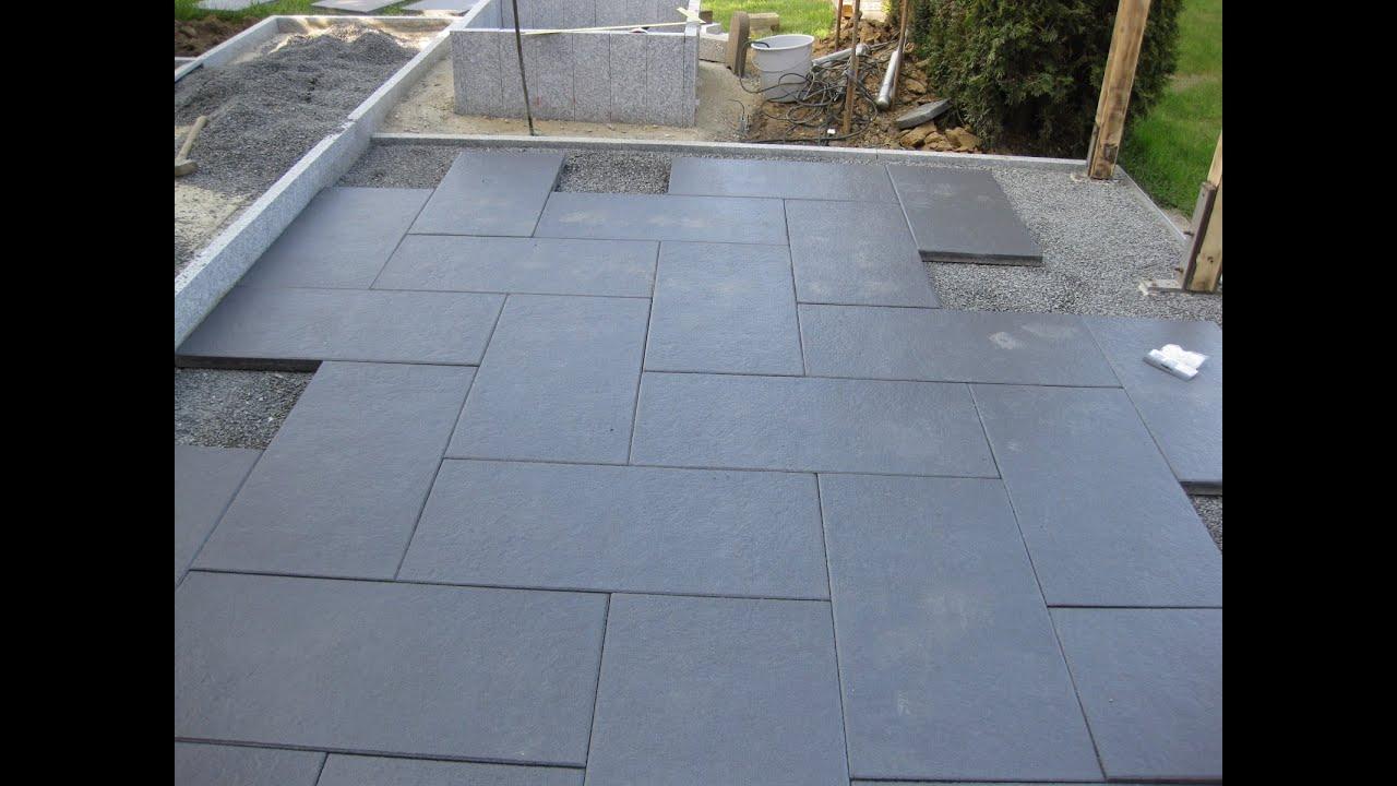 platten für terrasse | terrassen aus naturstein betonwerkstein