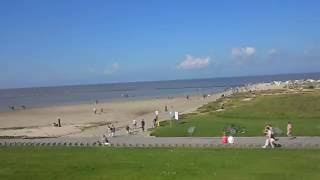 Nordsee (inkl. Hundestrand) / The North Sea (including dog beach)