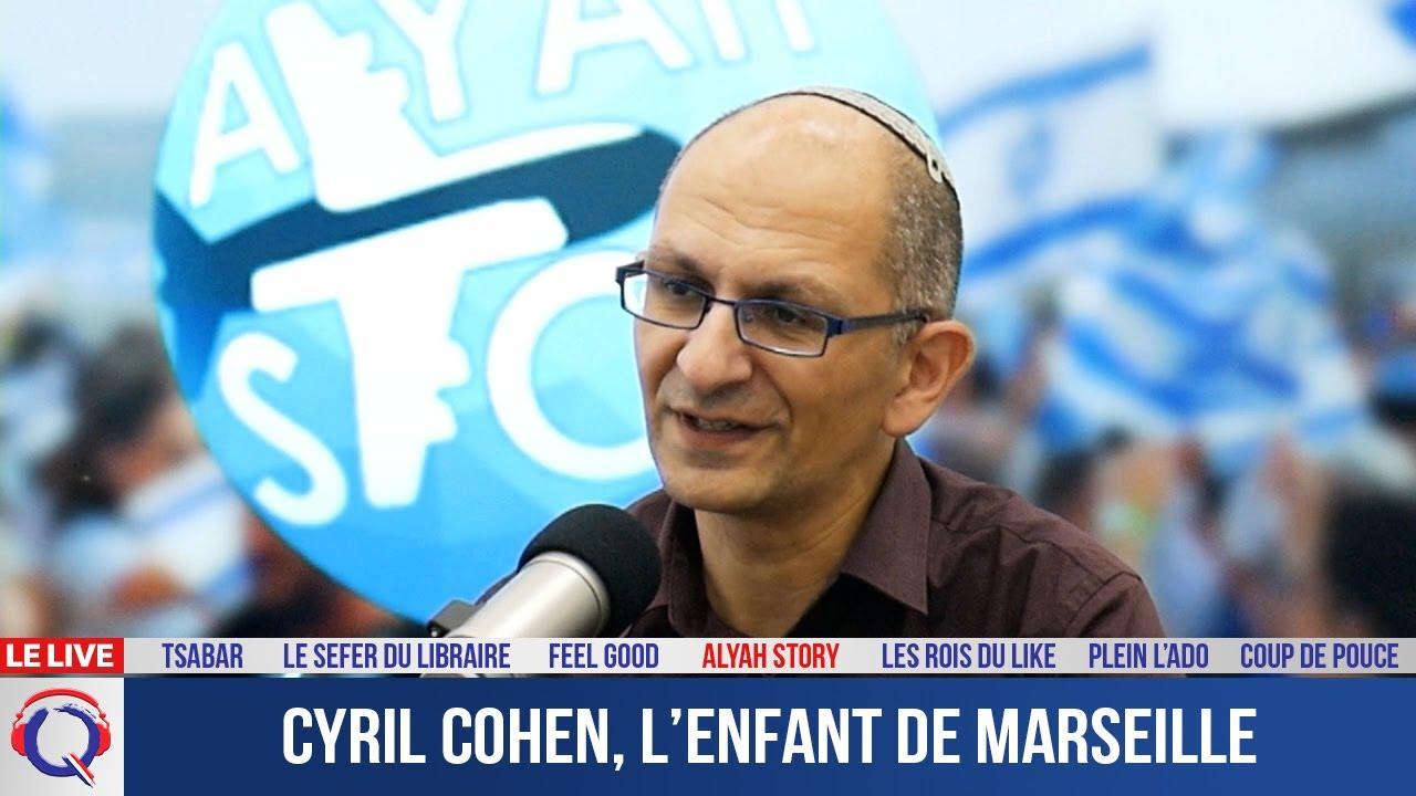 Cyril Cohen, l'enfant de Marseille - Alyastory#533