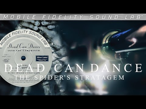 DEAD CAN DANCE / The Spider's Stratagem / vinyl / Mobile Fidelity Sound Lab / Ortofon 2M Black mp3