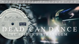 DEAD CAN DANCE / The Spider's Stratagem /   / Mobile Fidelity Sound Lab