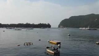 西伊豆・戸田の海 御浜岬~戸田港