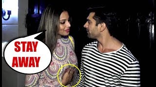bipasha basu insults karan singh grover on camera
