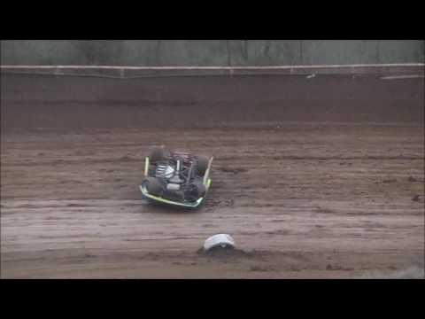 I-77 Speedway Vince Conrad Flip 3-25-17