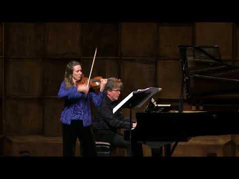 Duo Concertante - Bartok Sonata No. 2 - 1st mvt.