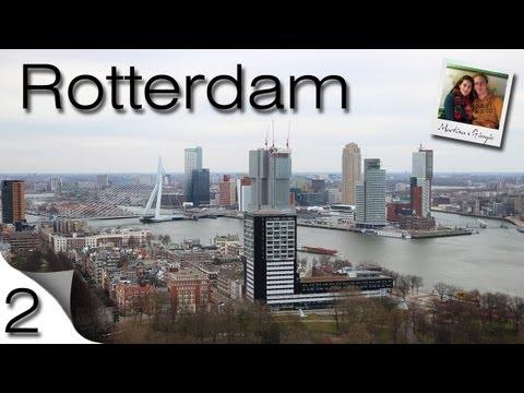 Rotterdam: cosa vedere in città