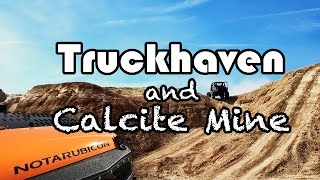 We took a run through Truckhaven in the Coral Wash, Grave Wash, and...