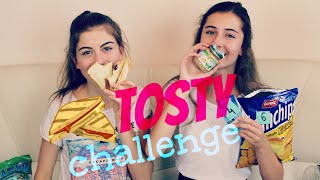 ☆ TOSTY CHALLENGE ☆