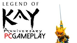 Legend of Kay Anniversary Gameplay (PC HD)