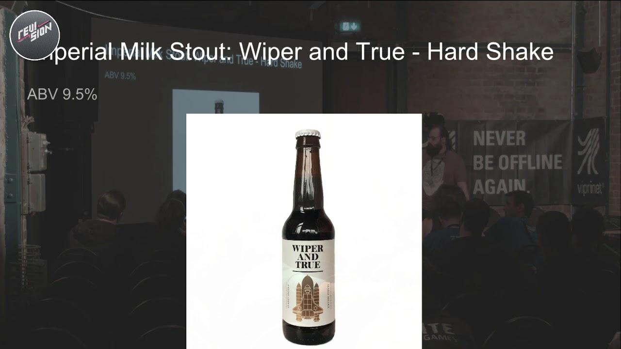 Revision 2018 - Seminar - British Beer
