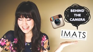 Updates: Instagram! IMATS! Guitar hunting! Thumbnail
