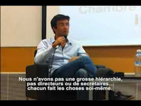 Michael golan interview par daniel rouach cciif youtube for Chambre de commerce france israel