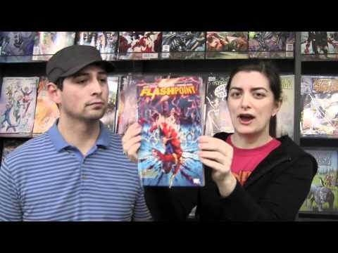 Comic Book Reviews Fairest, ASM, Flashpoint