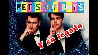 La Historia de los PET SHOP BOYS